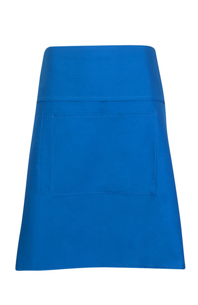 AP401S Short Waist Apron 100% Cotton Canvas