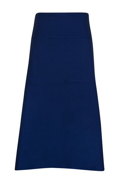AP402L Long Waist Apron 100% Cotton Canvas