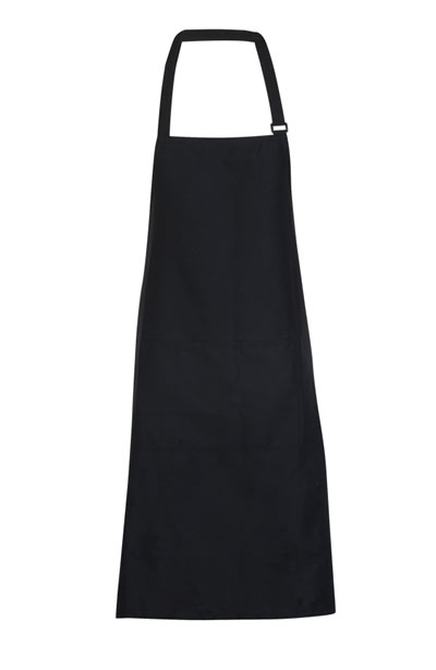 AP503B Full Bib Apron - 190gsm Poly/Cotton