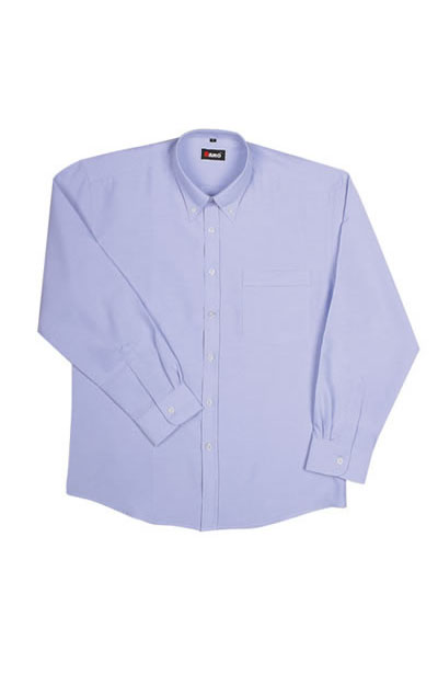 B385LS Men's Long Sleeve Oxford Shirt
