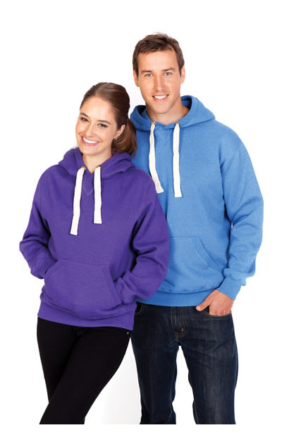 FP88UN Ladies/Junior Heavy Fleece Hoodie