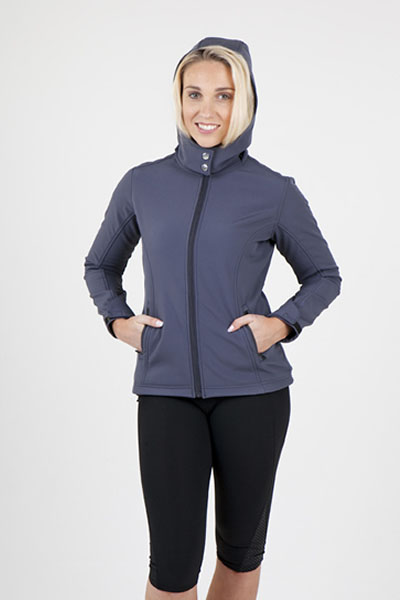 J483LD Ladies Tempest Jacket & Hood