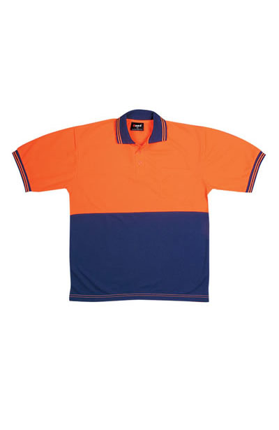 PS101S Hi Vis Short Sleeve Polo