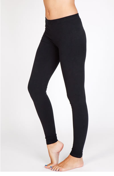 S606LD Ladies Spandex Full Length Legging