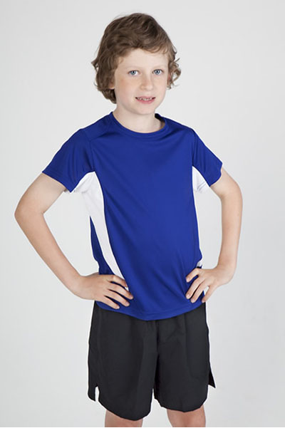 T307KS Kids Accelerator Cool-Dry T-Shirt
