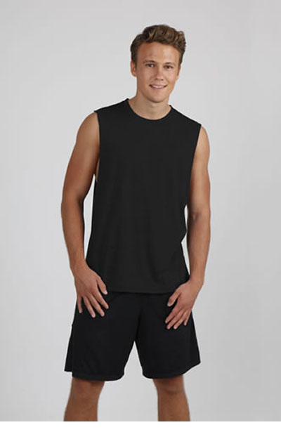 T405MS Men's New Muscle Tee