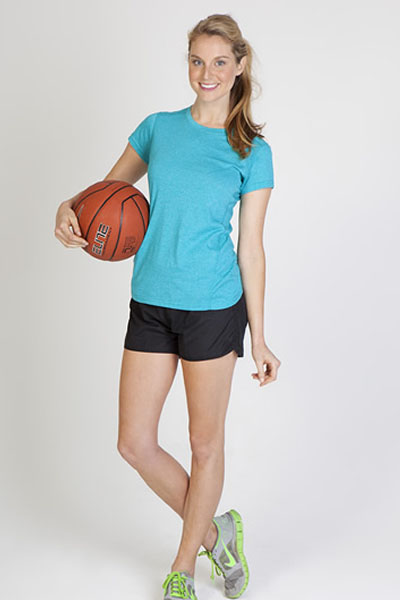 T449LD Ladies Greatness Athletic T-Shirt
